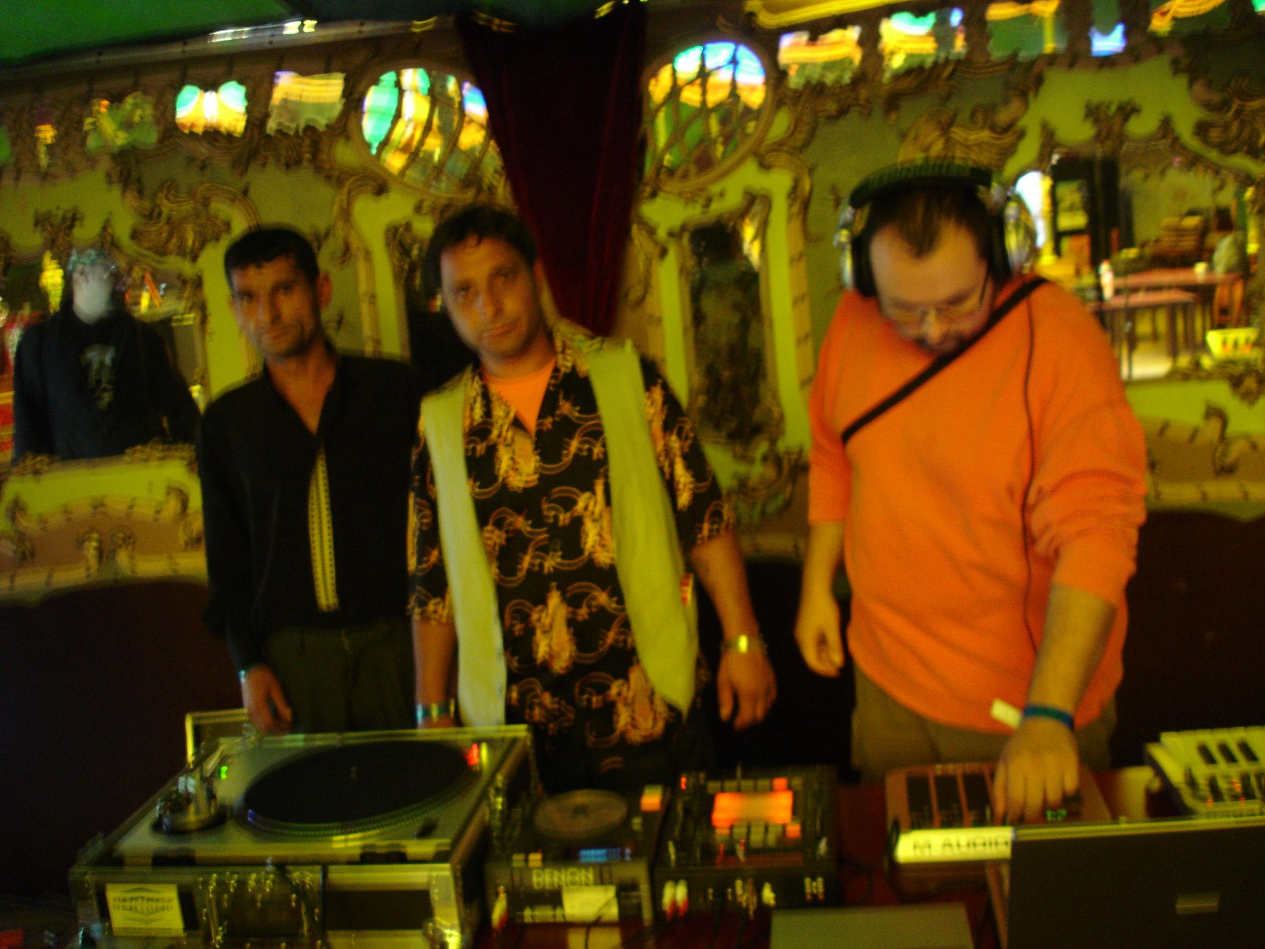 cu Napoleon si Clasic - Shukar Collective 2005 Groningen